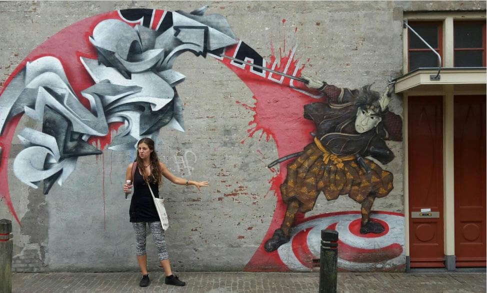 Leeuwarden, Friesland, Niederlande, Charlotte Kraft, Reiseblog Anita Arneitz