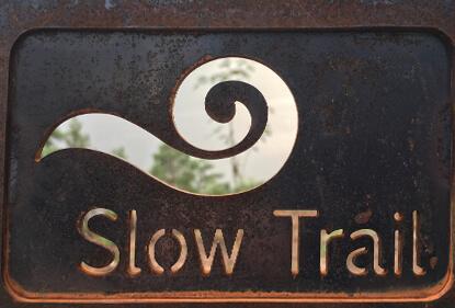 Slow Trail Zwergsee, Millstätter See, Foto MTG/Perauer