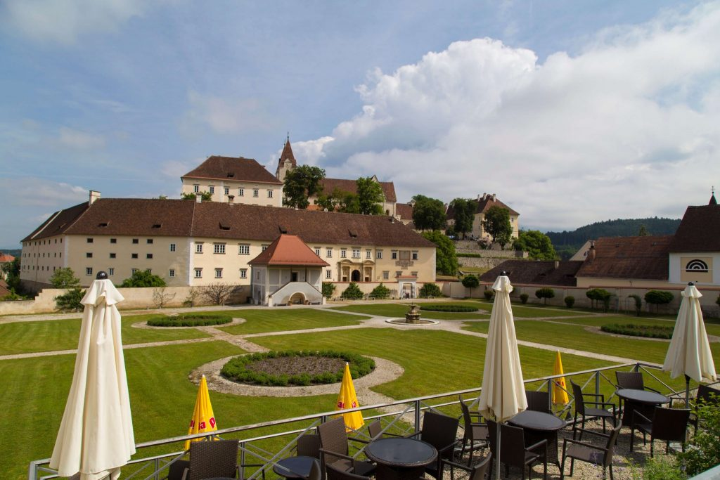 Benediktinerkloster Stift St. Paul im Lavanttal, Klösterreich, Kärnten, Foto Anita Arneitz, Reiseblog www.anitaaufreisen.at