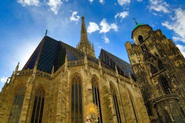 Stephansdom Wien Foto Matthias Eichinger Reiseblog anita auf reisen Citytrip nach Wien
