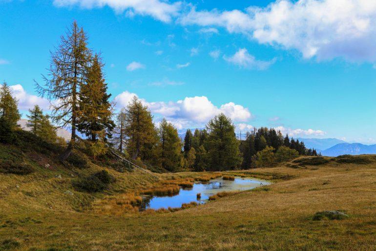 Wandern im Lesachtal, Kärnten, Österreich, Reisetipps, Foto Reiseblog Anita auf Reisen