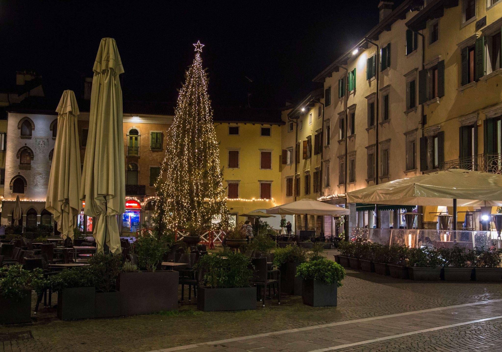 Winter in Cividale del Friuli, Weihnachtsmarkt, Friaul, Italien, Foto Anita Arneitz