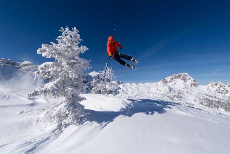 Zukunft des Skifahrens, Foto Nassfeld.at