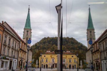Altstadt Celje Ausgrabungen Slowenien Foto Anita Arneitz