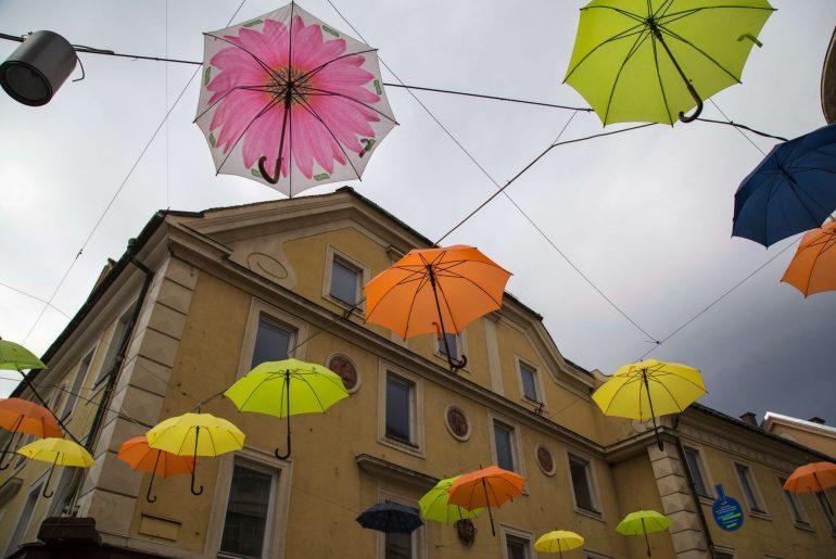 Altstadt Celje Sehenswürdigkeiten Slowenien Foto Anita Arneitz Reiseblog www.anitaaufreisen.at