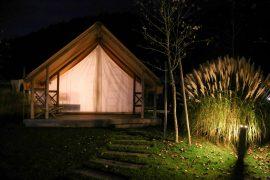 Herbal Glamping Resort Ljubno ob Savinji, Charming Slovenia, Glamping Slowenien, Luxuszelt, Alpen, Unterkunfttipp, Foto Anita Arneitz, Reiseblog www.anitaaufreisen.at