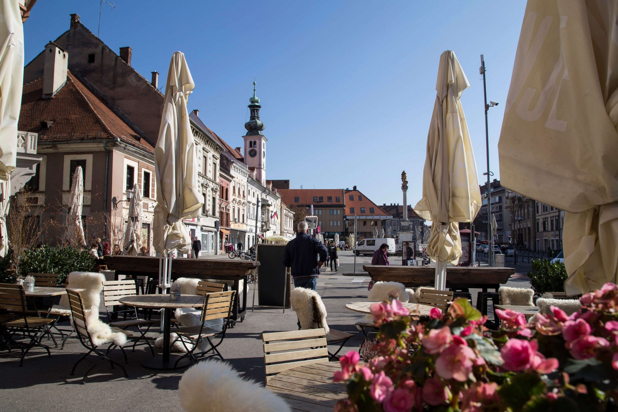 Žemljica, Restaurant- und Hoteltipp Gostilna Maribor, Marburg, Slowenien, Foto Anita Arneitz