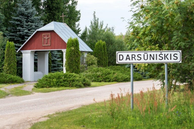 Reisetipps für Darsūniškis in Litauen, Foto Saulius Jankauskas