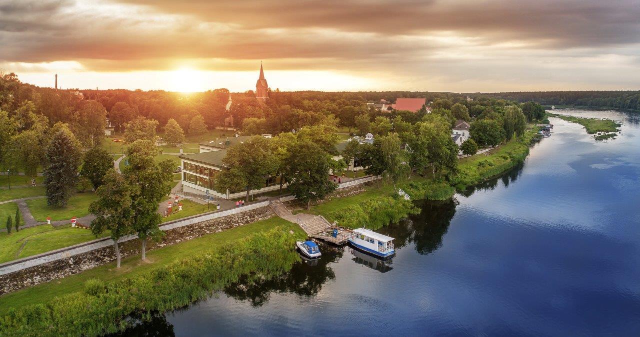Reisetipps rund ums Kaunas-Haff in Litauen