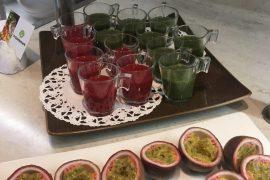 Vegetarisch essen im Weissenseerhof