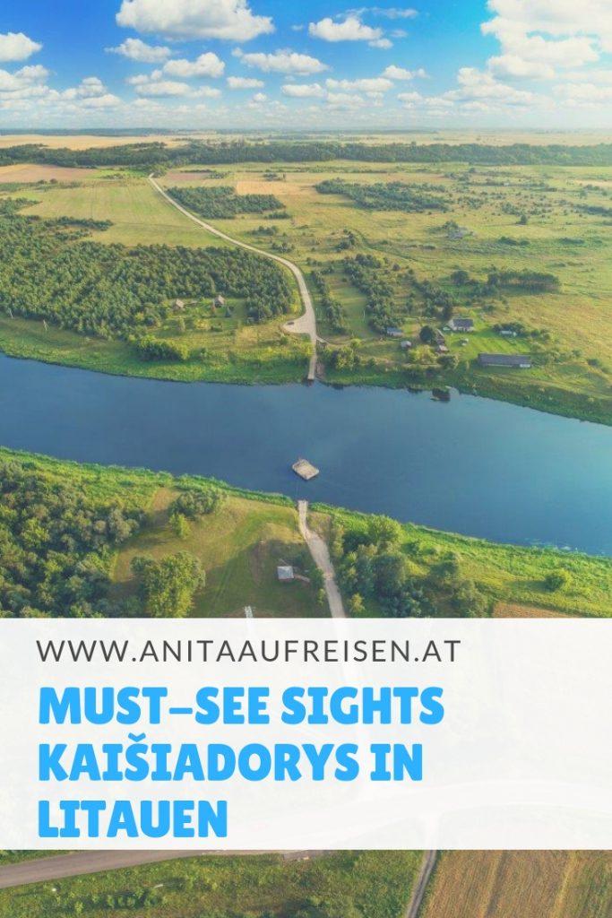 Tipps für Kaišiadorys in Litauen mit Sehenswürdigkeiten und Ausflugstipps jetzt auf www.anitaaufreisen.at