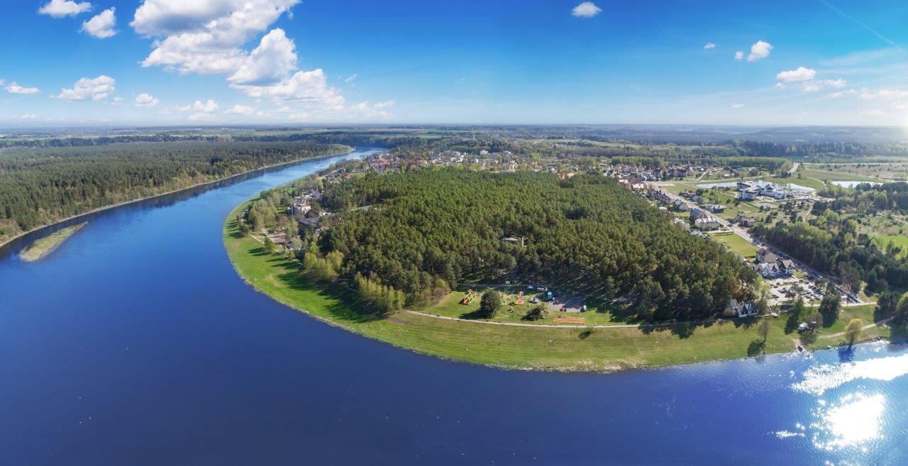 Litauen: Ruhe finden und Waldbaden in Birštonas