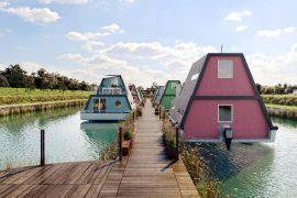 Hotel Tipp Hausboot Urlaub an der Adria
