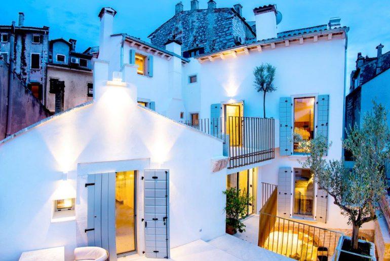 Neue Hotels in Istrien, Hoteltipps Kroatien
