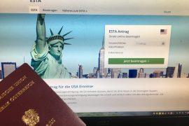 USA Reise Visum Esta Reiseplanung Foto Anita Arneitz