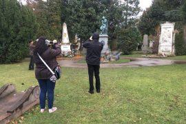 Zentralfriedhof Wien, Foto Anita Arneitz, Dark Tourism in Wien
