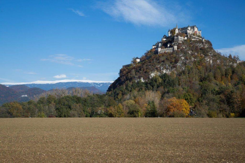 Die 10 schönsten Burgen in Kärnten, Ausflugstipps am Reiseblog www.anitaaufreisen.at, Foto Anita Arneitz & Matthias Eichinger