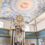 Klosterkirche Altfriedland, Brandenburg, Foto Anita Arneitz
