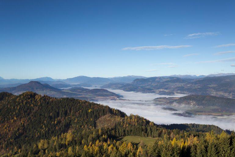 Herbstwanderungen in Kärnten, die beste Tipps im Alpen-Adria-Reiseblog anitaaufeisen.at, Foto Anita Arneitz und Matthias Eichinger