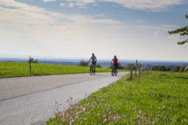 Wasserradlwege in Oberbayern
