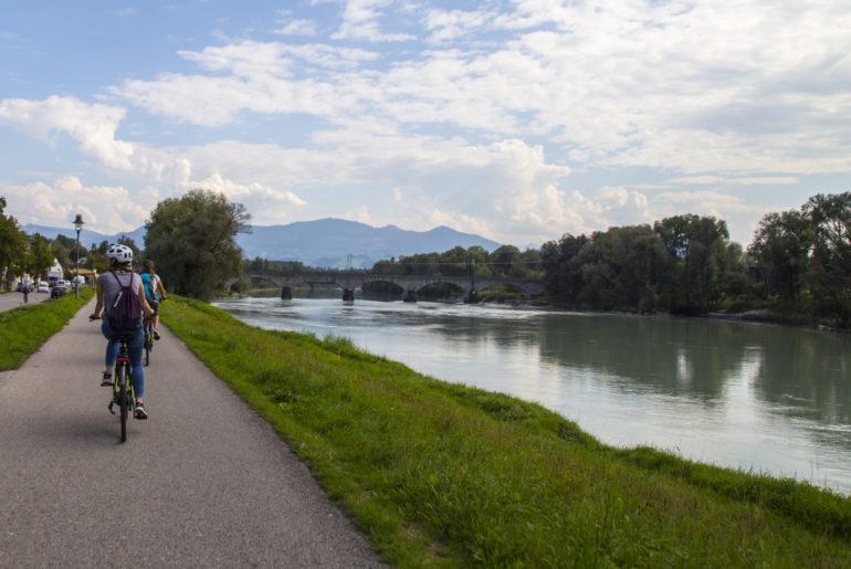 Radfahren in Rosenheim