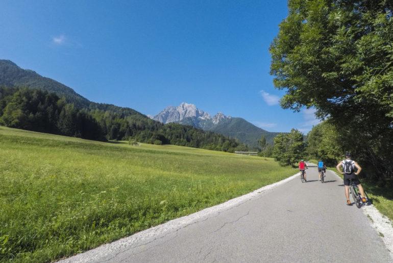 Radtour Kranjska Gora
