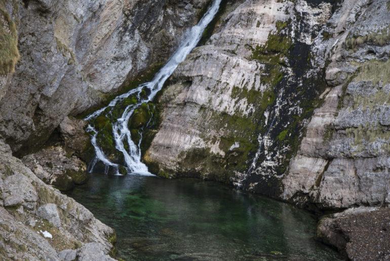 Savica, Nationalpark Triglav, Slowenien, Foto Anita Arneitz