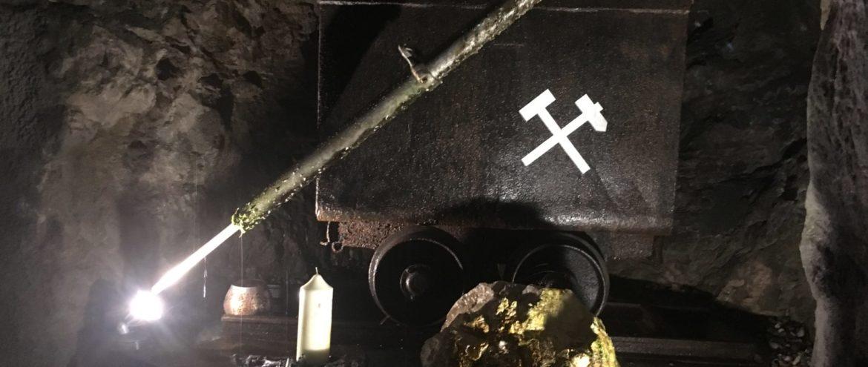 Aufatmen unter der Erde: Heilstollen in Bad Bleiberg