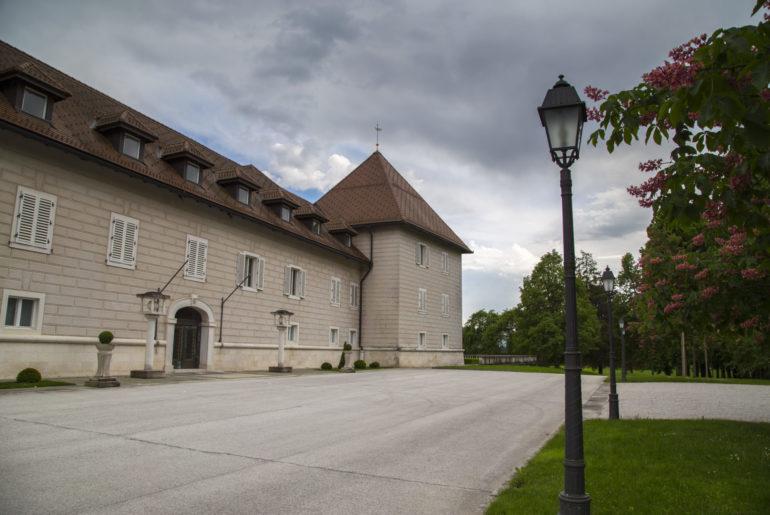 Renaissanceschloss Brdo