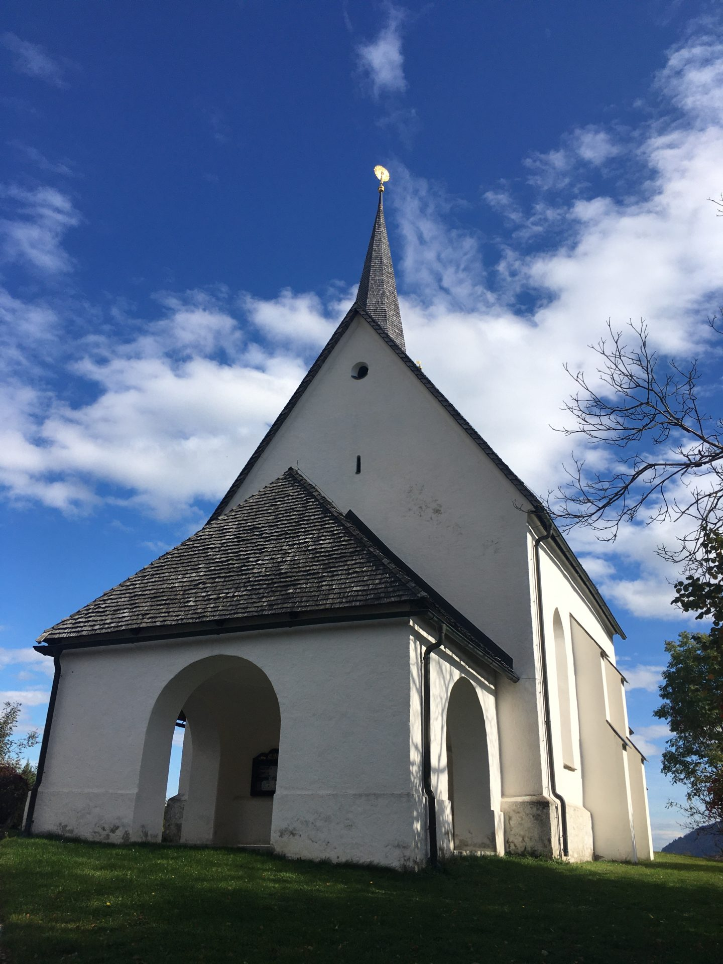 St. Anna Kirche Reifnitz