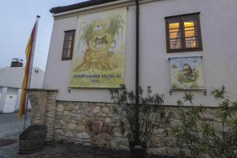 Museum in Gols
