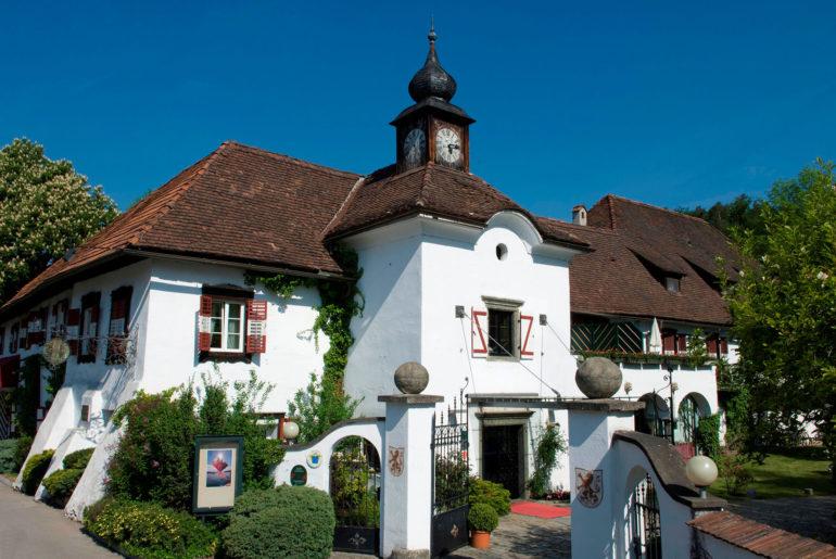 Hotel Schloss Leonstain Pörtschach