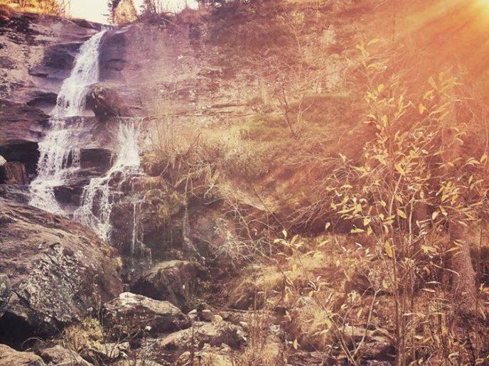 Poms Wasserfall