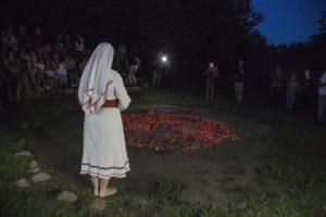 Feuertanz Bulgarien