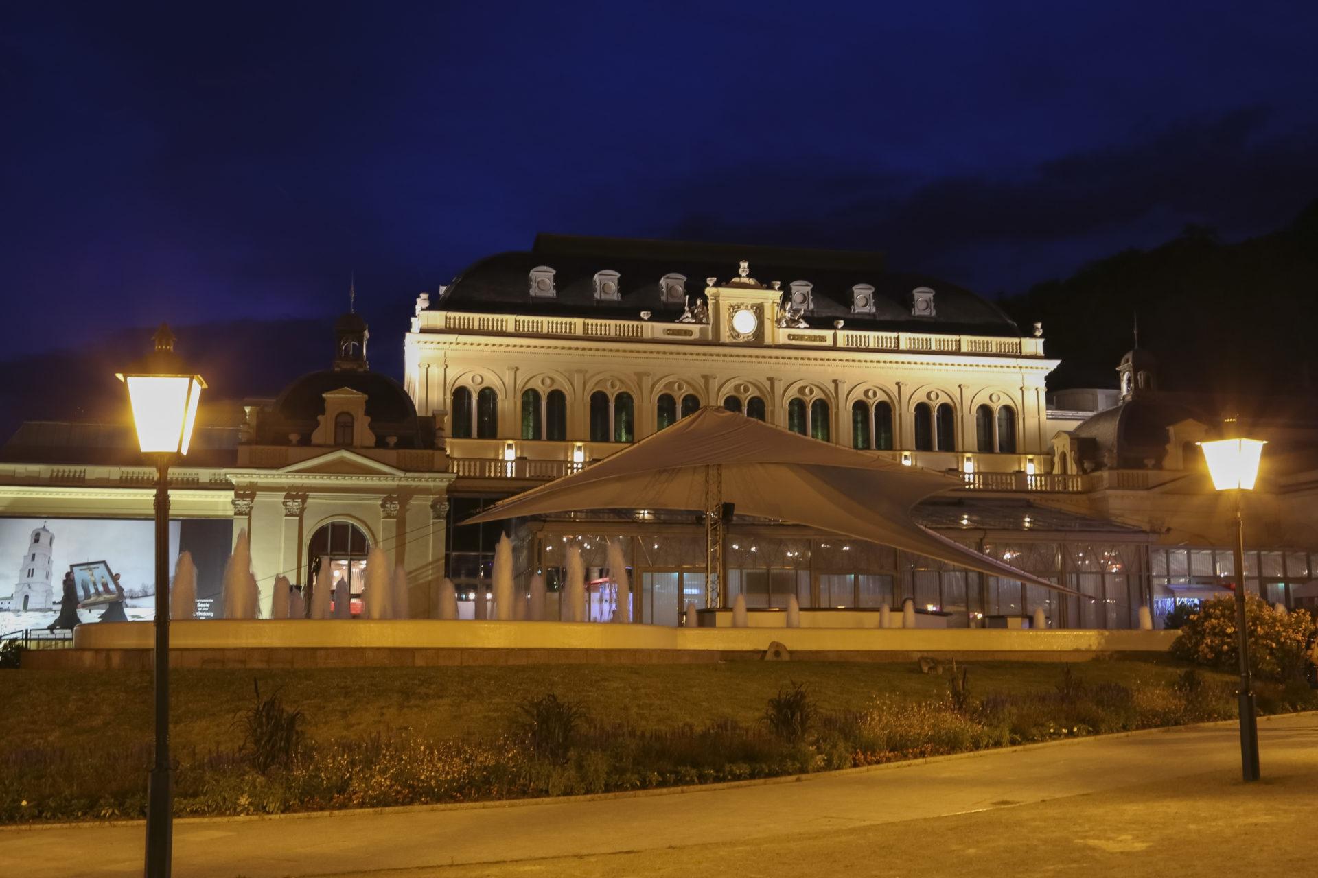 Casino Dance Night Baden Baden