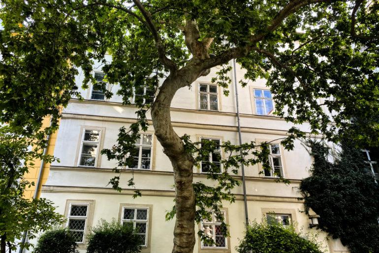 Innenhöfe Wien
