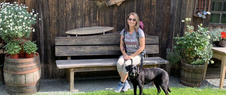 Mit Hund zu den Tiebelquellen in Kärnten