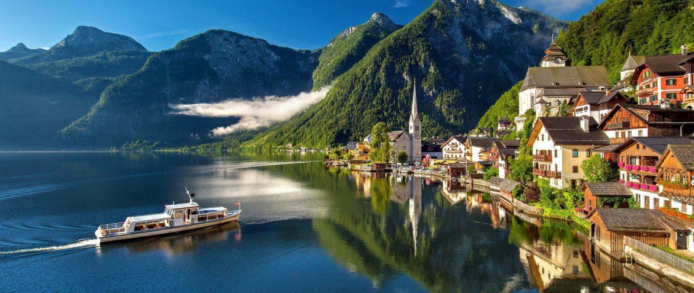 Deutschland, Österreich und Schweiz: einzigartige Urlaubsziele in Mitteleuropa