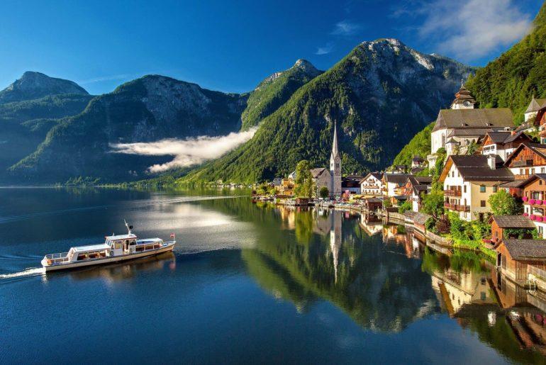 Urlaubsziele in Mitteleuropa