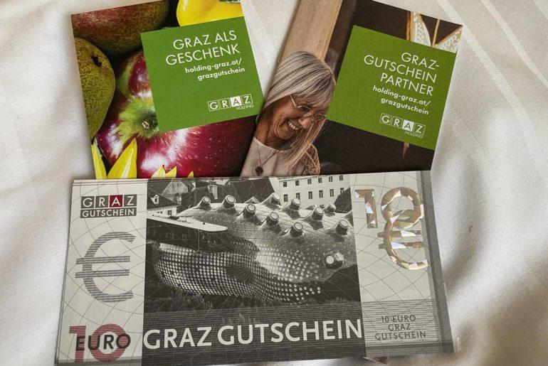 Graz Gutscheine