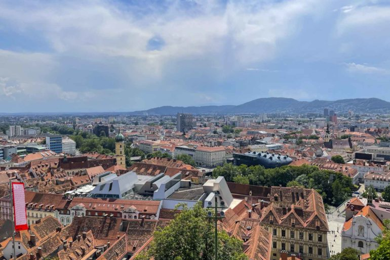 Schlossberg Graz